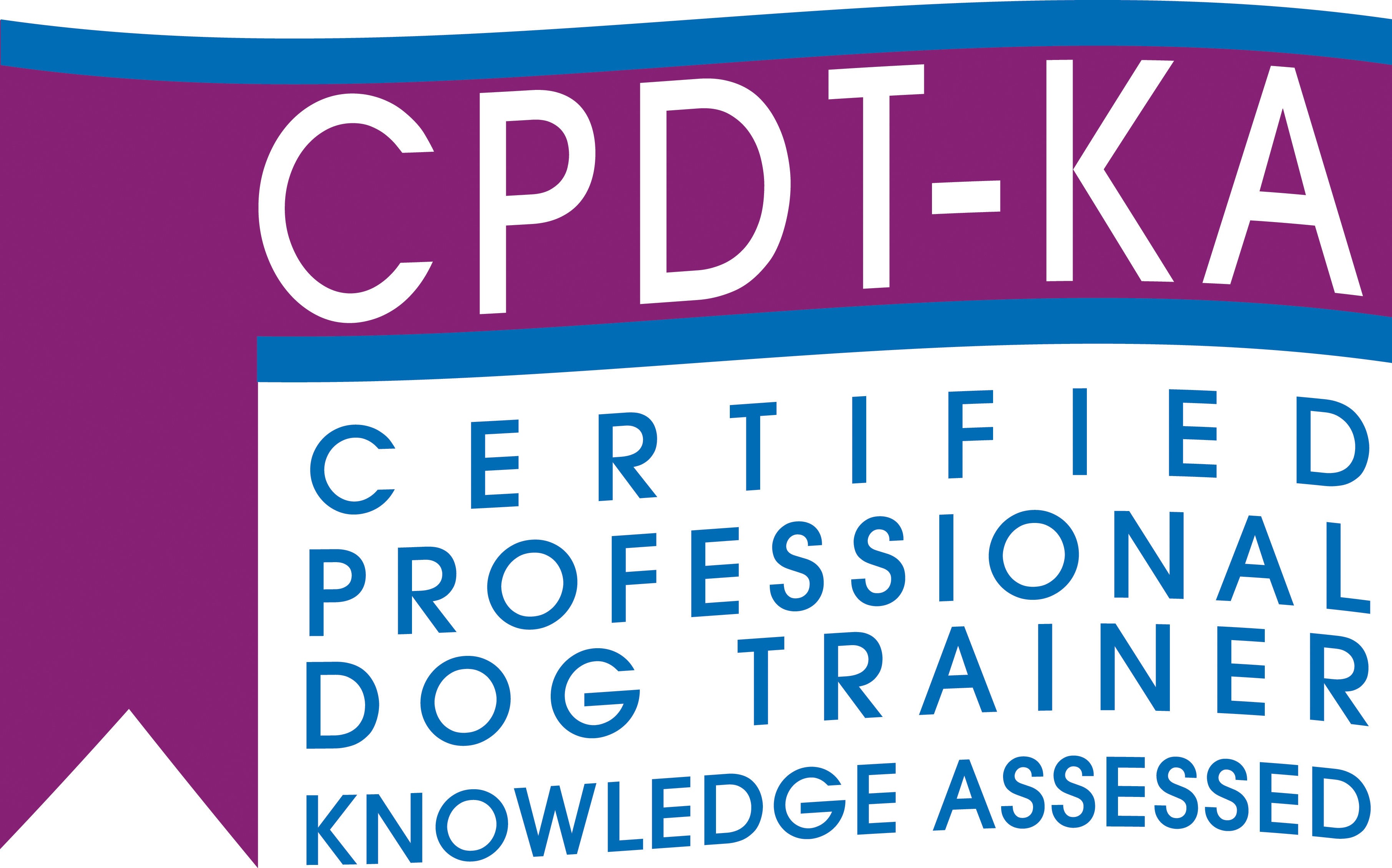 Certified Professional Dog Trainer Logo